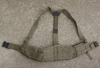 米軍放出CryeハイバックブラストベルトRGサスペンダー付きMEDIUM