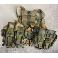 米軍放出イーグル エアレスキューベスト ウッドランド迷彩バックパック・医療品付き