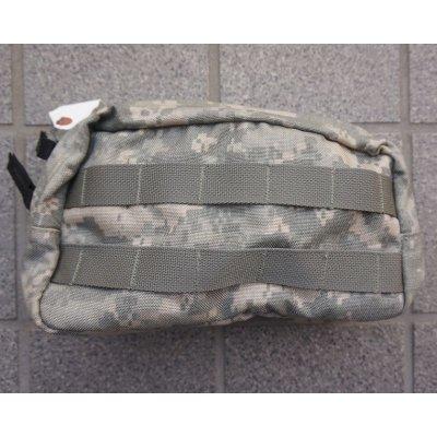 画像1: 米軍放出ダイヤモンドバック ミディアムGPポーチUCP迷彩(ACU迷彩)初期タグ品