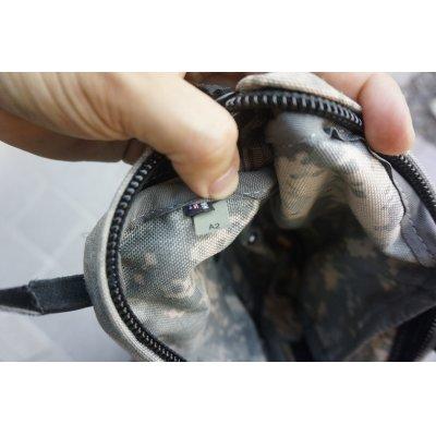 画像4: 米軍放出ダイヤモンドバック ミディアムGPポーチUCP迷彩(ACU迷彩)初期タグ品