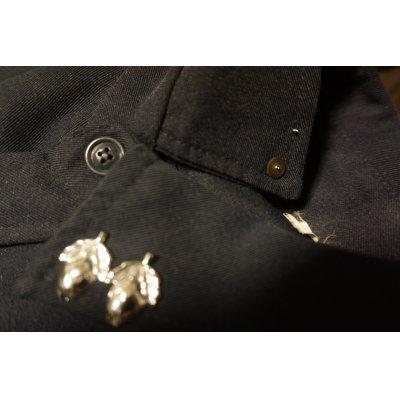 画像4: 韓国製テーラーメイド警察制服シャツ サンプル品