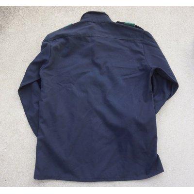 画像2: 韓国製テーラーメイド警察制服シャツ サンプル品