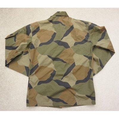 画像2: 韓国軍 海軍海兵隊ブロックパターン迷彩ジャケット パッチ付き