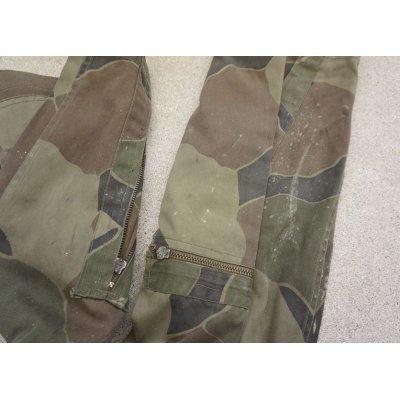 画像5: 韓国軍 海軍海兵隊ブロックパターン迷彩CVCカバーオール