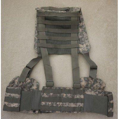 画像2: 米軍放出GCS製DFLCS HハーネスUCP迷彩(ACU迷彩)LARGE/X-LARGE新品