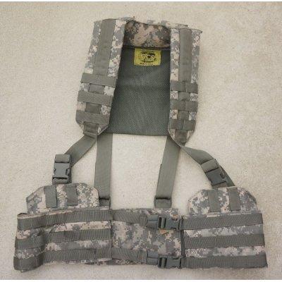 画像1: 米軍放出GCS製DFLCS HハーネスUCP迷彩(ACU迷彩)LARGE/X-LARGE新品