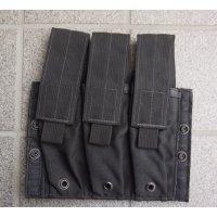イーグルTAC-V3-D・スナイパーベスト用MP5マガジンパネル黒 新品