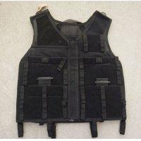 イーグル TAC-V1タイプモジュラーベスト黒MEDIUM新品(日本警察特殊部隊使用タイプ)