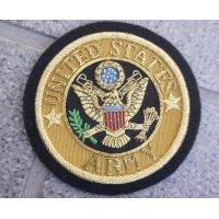 米軍放出 米陸軍エンブレム パッチ新品