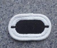 米軍 米陸軍第101空挺師団第508パラシュート歩兵連隊第1大隊パラオーバル メロウエッジタイプ新品