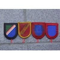 米軍 米陸軍ベレー章メロウエッジタイプ各種