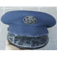 米軍 米空軍ベルナルド製テーラーメイド制帽サイズ7 1/4