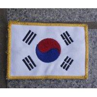米軍・韓国軍KATUSA用 大韓民国フラッグパッチ