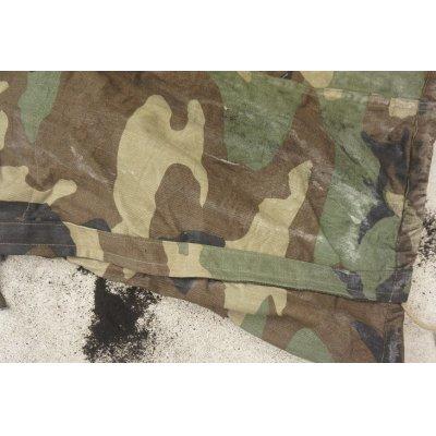 画像3: 米軍NBCスーツ ケミカルパンツ ウッドランド迷彩 初期型