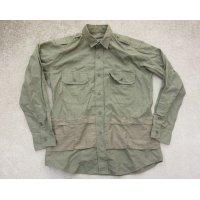 国籍不明 英軍・オーストラリア軍型ODシャツ バンダリア追加品
