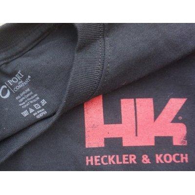 画像3: H&K製HK P30 Tシャツ黒MEDIUM新品