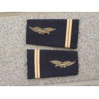 フランス軍 フランス空軍 制服用上級曹長階級章2枚セット