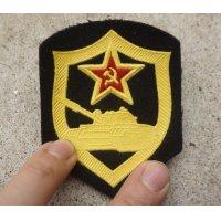 ソ連軍 機甲部隊 部隊章 新品