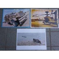 英軍放出イベント用展示写真3枚セット