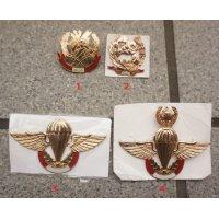 ペルー軍 陸軍 資格章バッジ各種 新品