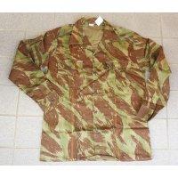 ブラジル軍リザード迷彩シャツ初期型MEDIUM新品