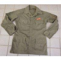 エクアドル軍OD戦闘服ジャケット