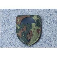 レーザーパッチ製ドイツ連邦軍 空挺部隊パッチ フレクター迷彩(フレック迷彩)新品