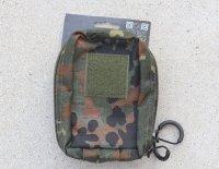 ZentauronミニGPポーチ ドイツ連邦軍レクター迷彩(フレック迷彩)新品