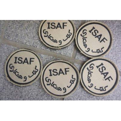 画像3: 英軍ISAFパッチ(ベルクロ付き)