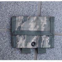 米軍 米空軍放出GCS製? DF-LCSラテックス手袋ポーチ デジタルタイガー迷彩(ABU迷彩)新品