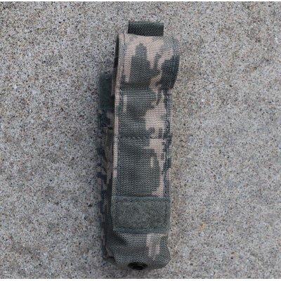 画像3: 米軍 米空軍放出GCS製? DF-LCS 6インチバトンポーチ デジタルタイガー迷彩(ABU迷彩)新品