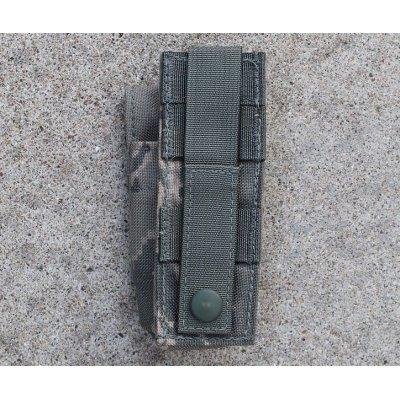画像2: 米軍 米空軍放出GCS製? DF-LCS 6インチバトンポーチ デジタルタイガー迷彩(ABU迷彩)新品