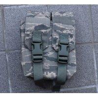 米軍 米空軍放出GCS製? DF-LCS 200rd SAWポーチ デジタルタイガー迷彩(ABU迷彩)新品