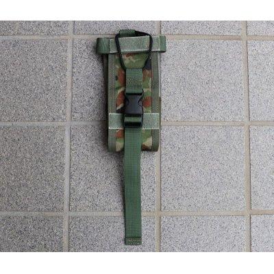 画像1: 受注生産◆当店オリジナル品パラクレイト型ラジオポーチ新品