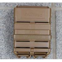 ITW Gen4ベルト用M4用ファストマグCB(コヨーテブラウン)新品