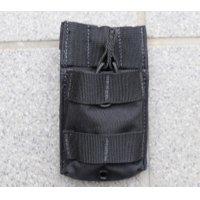 TAG 20連マガジン用シングルオープントップマガジンポーチ黒 新品