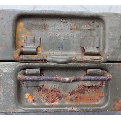 画像3: ドイツ連邦軍(ドイツ軍)MG3用アモ缶