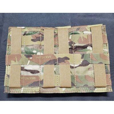 画像2: 1点在庫有◆当店オリジナル品ローカルメイド品型SR-25トリプルマガジンポーチ新品