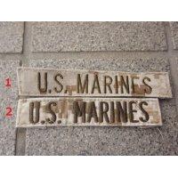 米軍 米海兵隊デザートMARPAT迷彩U.S. MARINESテープ